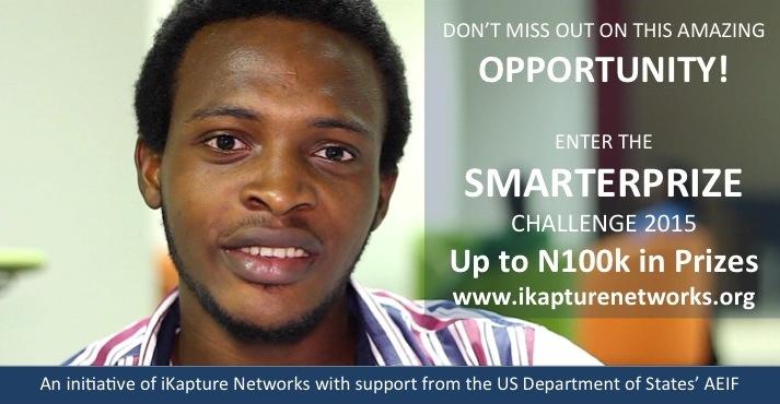 SmarterPrize ad