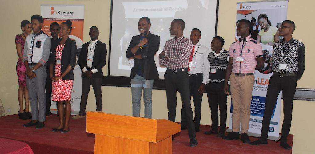 Finalists at Smarterprize