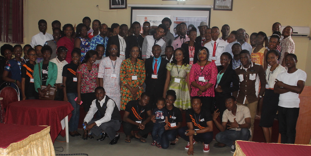 Participants at the YLEAD - SmarterPrize Final Event 2015